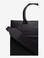 SANDQVIST - JEFFREY - handväskor - black - 4