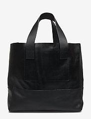 SANDQVIST - IRIS - shopping - black - 1