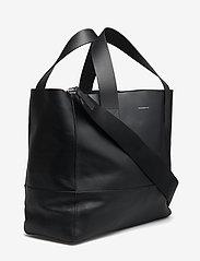 SANDQVIST - IRIS - shopping - black - 2