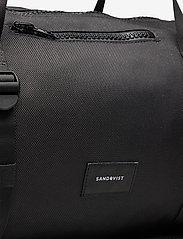 SANDQVIST - HANNES - weekend bags - black - 3