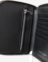 SANDQVIST - AMANDA - purses - navy with black interior - 3