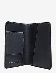SANDQVIST - MALTE - wallets & cases - navy / black - 4