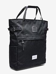 SANDQVIST - ROGER - nieuwe mode - black with black leather - 3
