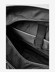 SANDQVIST - ROGER - nieuwe mode - black with black leather - 6