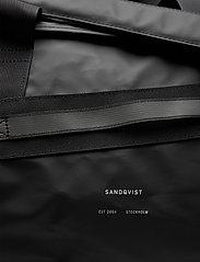 SANDQVIST - LEOPOLD - weekend bags - black - 3