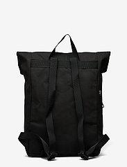 SANDQVIST - KAJ - bags - black with black webbing - 2