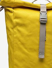 SANDQVIST - KAJ - bags - yellow with grey webbing - 3