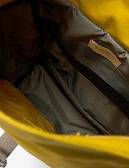 SANDQVIST - KAJ - bags - yellow with grey webbing - 4