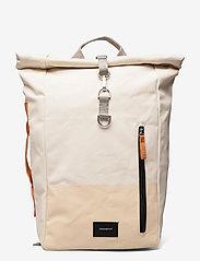 SANDQVIST - DANTE VEGAN - bags - sand with coating - 0