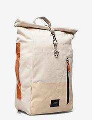 SANDQVIST - DANTE VEGAN - bags - sand with coating - 2