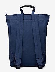 SANDQVIST - TONY - sacs a dos - blue with blue leather - 1