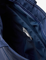 SANDQVIST - TONY - sacs a dos - blue with blue leather - 4