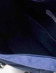 SANDQVIST - DANTE - sacs a dos - blue with blue leather - 3