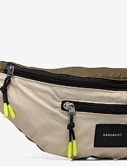 SANDQVIST - ASTE LIGHTWEIGHT - tassen - multi sand/olive - 3