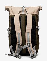 SANDQVIST - RUBEN 2.0 - väskor - multi olive/sand/black - 1