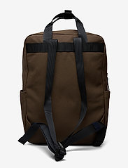 SANDQVIST - KNUT - sacs a dos - olive with navy webbing - 2