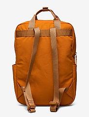 SANDQVIST - KNUT - tassen - burnt orange with orange webbing - 1