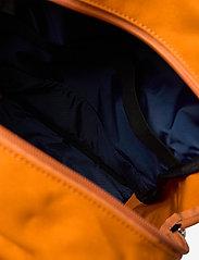 SANDQVIST - KNUT - tassen - burnt orange with orange webbing - 4