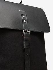 SANDQVIST - ALVA - nieuwe mode - black - 3