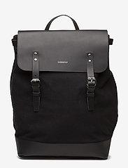 SANDQVIST - HEGE - nieuwe mode - black - 1