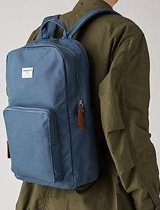 KIM - plecaki - dusty blue