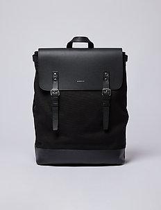 HEGE - plecaki - black