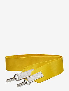 SHOULDER STRAP WEBBING - YELLOW