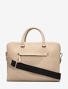 LESLI - laptop bags - beige