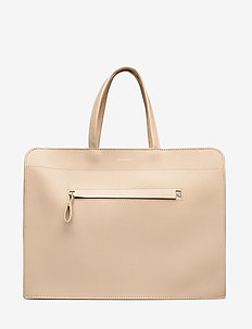 STINA - top handle - beige