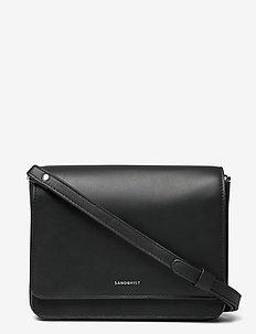 ALMA - shoulder bags - black