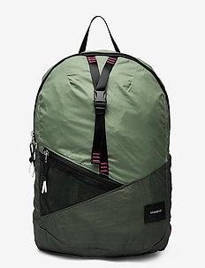 ERLAND LIGHTWEIGHT - rucksäcke - multi dusty green/night green