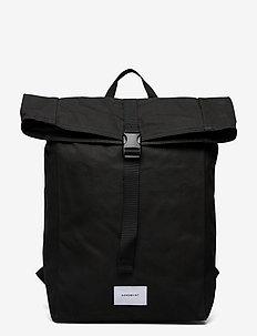 KAJ - tasker - black with black webbing