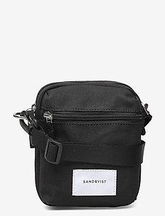 SIXTEN VEGAN - sacs à bandoulière - black