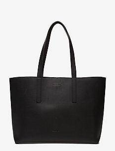 EMMA - shoppers - black