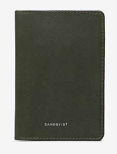 MALTE - cardholder - green