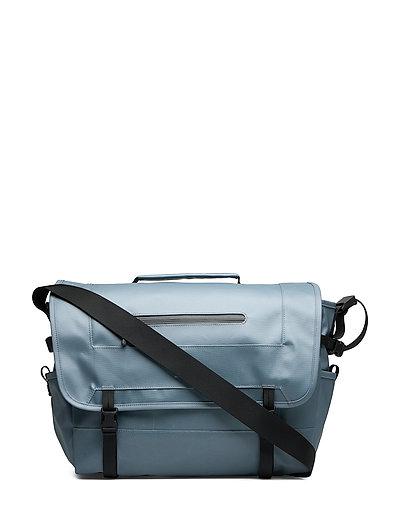 Loke Schultertasche Tasche Blau SANDQVIST
