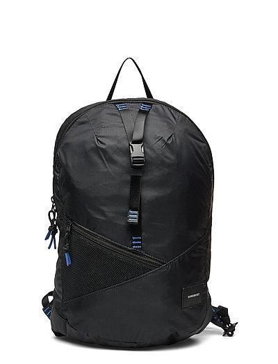 Erland Lightweight Bags Backpacks Casual Backpacks Schwarz SANDQVIST