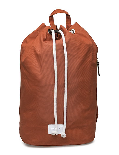 Evert Accessories Backpacks Orange SANDQVIST