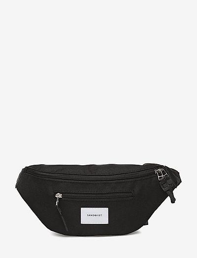 ASTE - belt bags - black