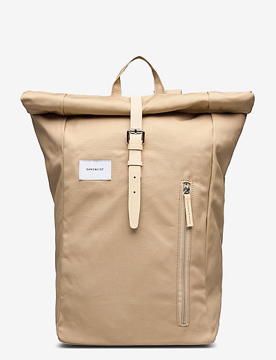 DANTE - new arrivals - beige with natural leather