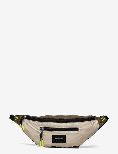 ASTE LIGHTWEIGHT - bum bags - multi sand/olive