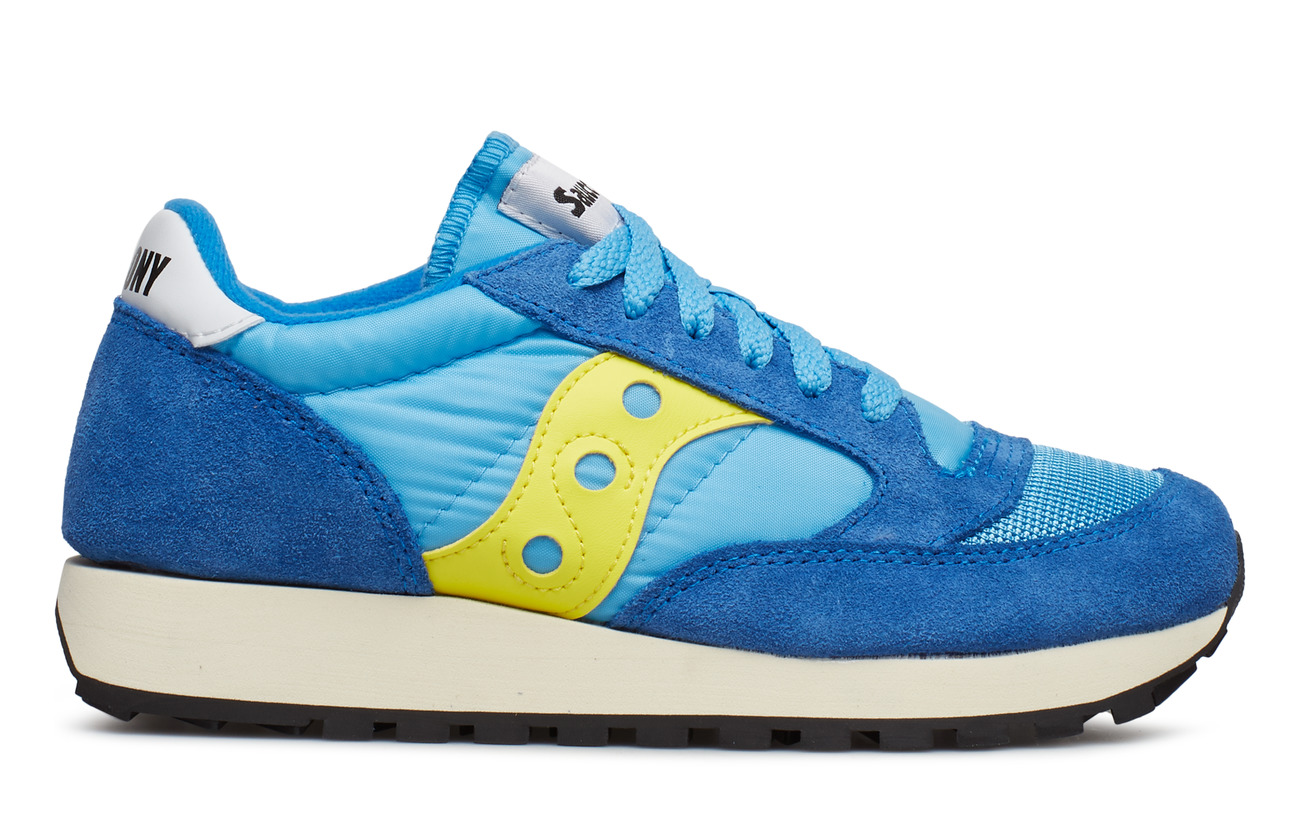 Jazz yellowSaucony Jazz Original Originals Originals Jazz Vintageblue Original Vintageblue yellowSaucony XiuPkTOZ