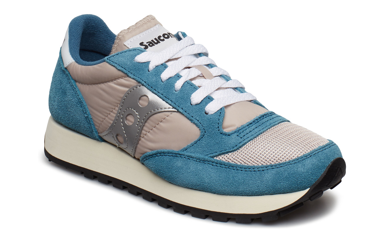 c301cf2686ec Jazz Original Vintage (Blu tan sil) (£52) - Saucony Originals ...