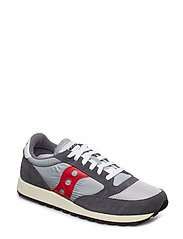 JAZZ ORIGINAL VINTAGE - GREY/RED