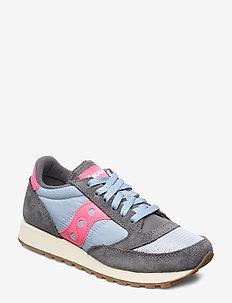 JAZZ ORIGINAL VINTAGE - sneakers - cha/blu fog/pnk