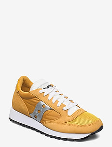 JAZZ ORIGINAL VINTAGE - sneakers - yellow/wht/sil