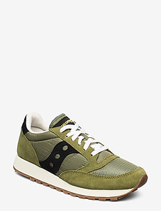 JAZZ ORIGINAL VINTAGE - låga sneakers - olv/blk