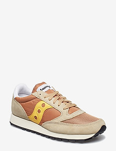 JAZZ ORIGINAL VINTAGE - TAN/YELLOW