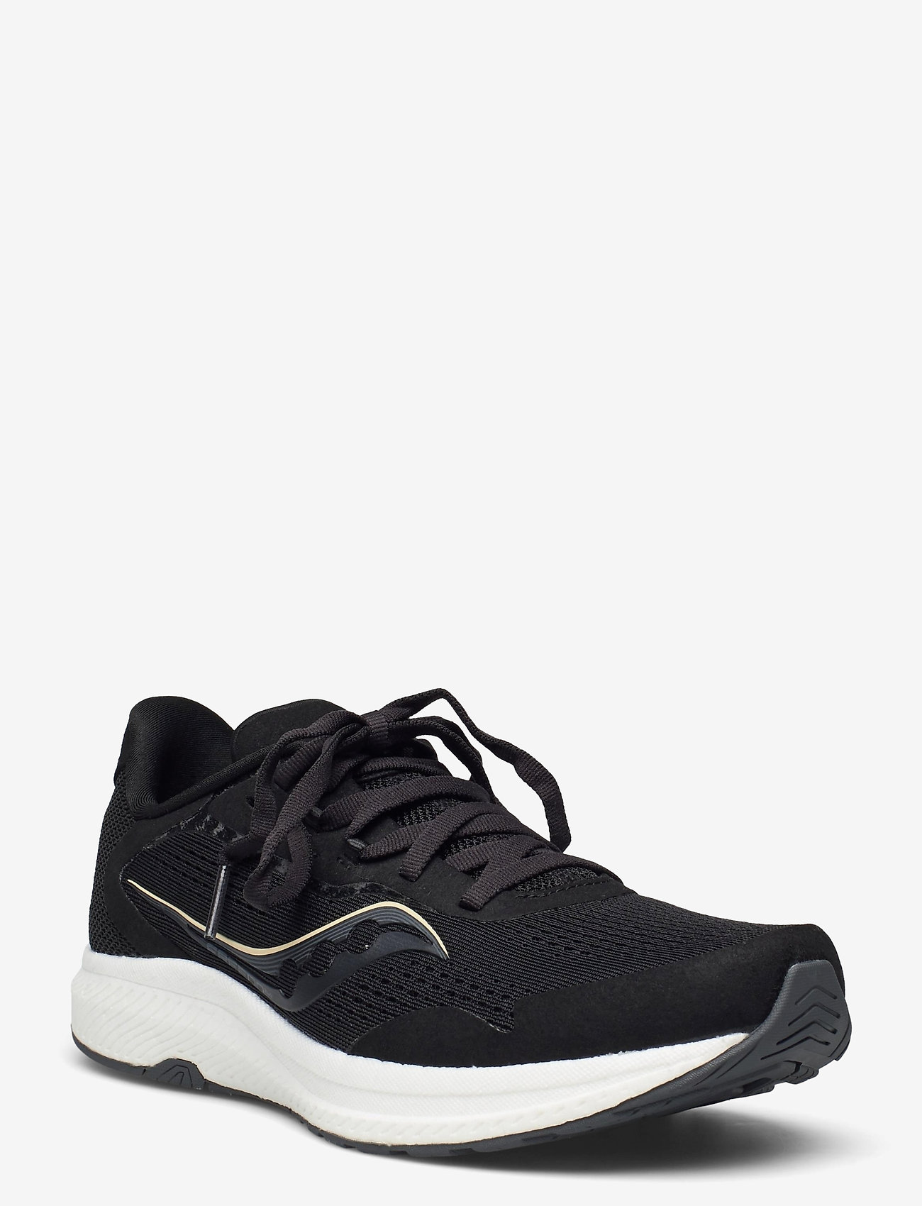 Saucony - FREEDOM 4 - running shoes - black/sunset - 1