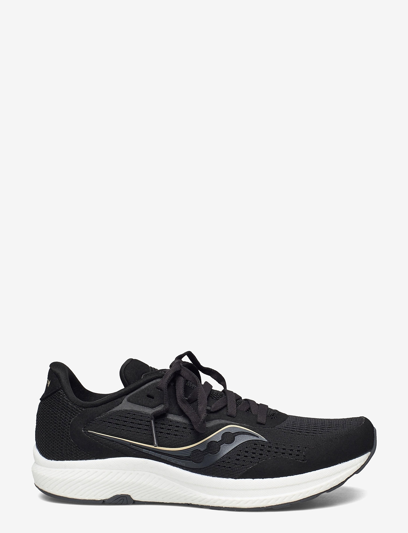 Saucony - FREEDOM 4 - running shoes - black/sunset - 0